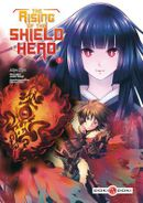 Couverture The Rising of the Shield Hero / volume n°5