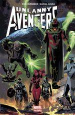 Couverture Contre-Evolution - Uncanny Avengers (2015), tome 6