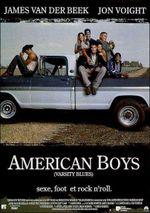 Affiche American Boys