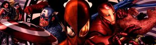 Cover Comics : Marvel Civil War (2006)