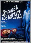 Affiche 2 jours à Los Angeles