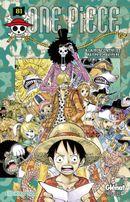 Couverture A la Rencontre de Maître Chavipère - One Piece, tome 81