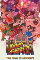 Jaquette Ultra Street Fighter II : The Final Challengers
