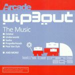 Pochette Wip3out: The Music