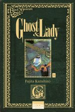 Couverture Ghost and Lady, tome 1