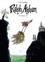 Couverture Un feu qui meurt - Ralph Azham, tome 10