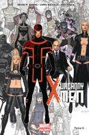Couverture Le Procès de Henry McCoy - Uncanny X-Men, tome 6