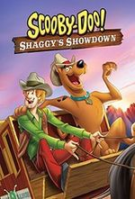 Affiche Scooby-Doo! Shaggy's Showdown