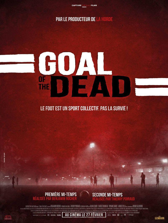 Illustration Projection exceptionnelle de Goal Of The Dead en présence du réalisateur