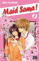 Couverture Maid Sama !, tome 7