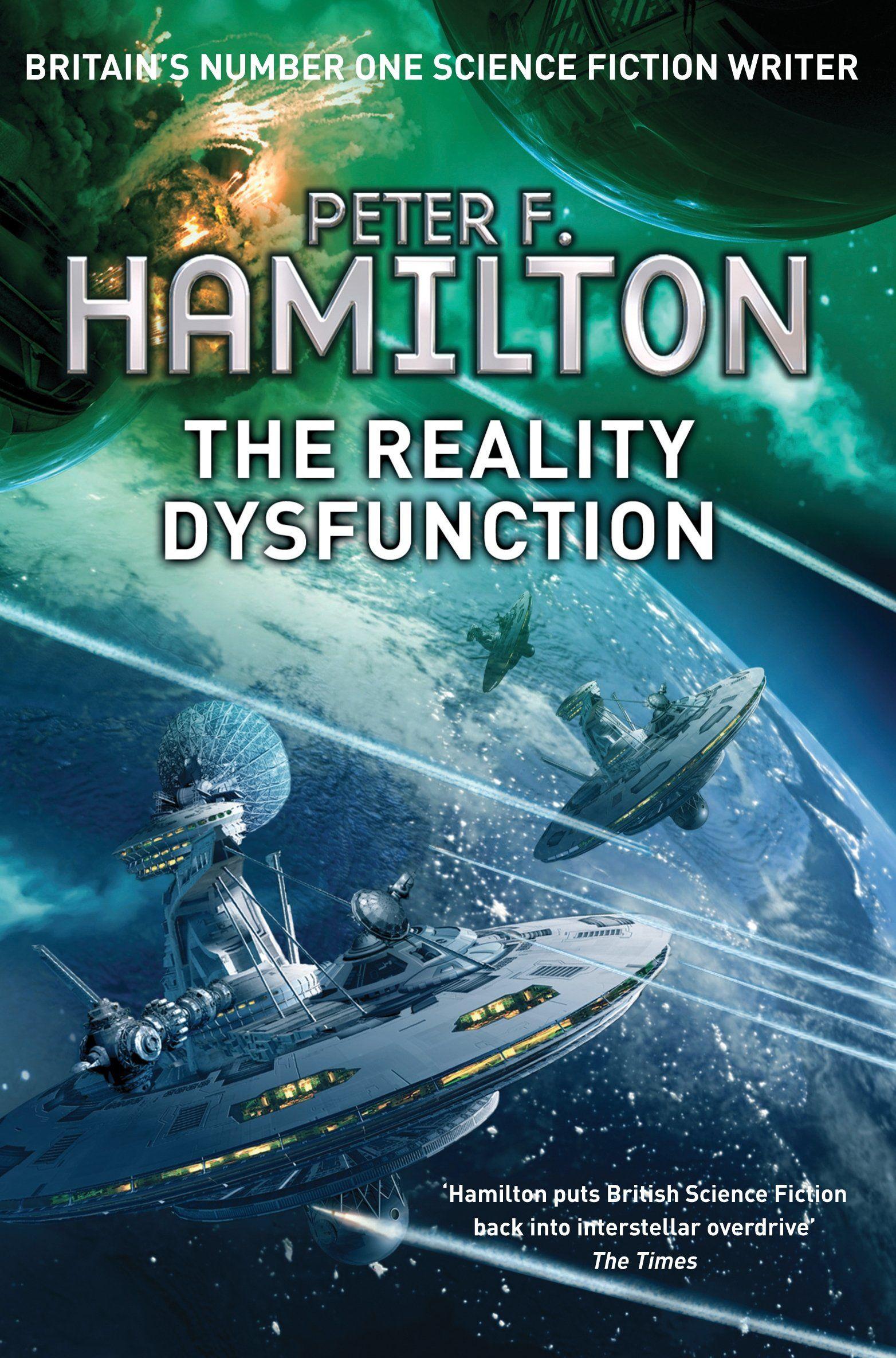 Rupture dans le réel - Peter F. Hamilton - SensCritique