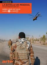 Affiche La Bataille de Mossoul