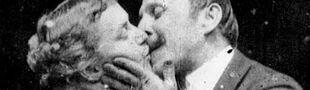 Cover Le baiser à l'écran