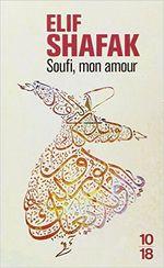 Couverture Soufi, mon amour