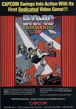 Jaquette Bionic Commando