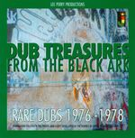 Pochette Dub Treasures From the Black Ark: Rare Dubs 1976–1978