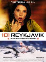 Affiche 101 Reykjavik