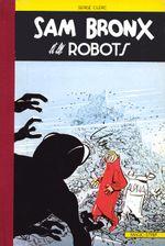 Couverture Sam Bronx et les Robots - Phil Perfect, tome 2