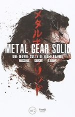 Couverture Metal Gear Solid