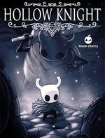 Jaquette Hollow Knight