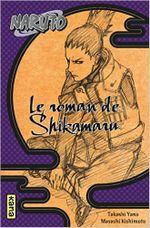 Couverture Le Roman de Shikamaru