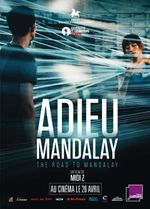 Affiche Adieu Mandalay