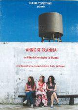 Affiche Annie de Francia