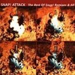 Pochette The Remixes: Snap! Attack