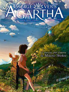 Affiche Voyage vers Agartha
