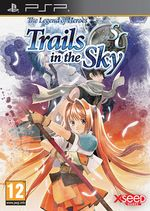 Jaquette The Legend of Heroes : Trails in the Sky - Second Chapter