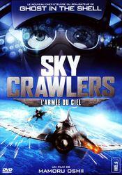 Affiche Sky Crawlers, l'armée du ciel