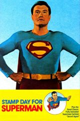 Affiche Stamp Day for Superman