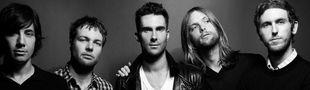 Cover Les meilleurs titres de Maroon 5