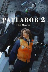 Affiche Patlabor 2: The Movie