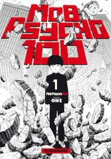 Couverture Mob Psycho 100, tome 1
