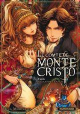 Couverture Le Comte de Monte Cristo
