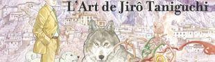 Couverture L'Art de Jirô Taniguchi