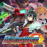 Jaquette Blaster Master Zero