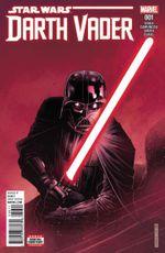 Couverture Star Wars : Dark Vador - Seigneur Noir des Sith