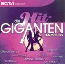 Pochette Die Hit-Giganten: Tanzsongs