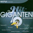 Pochette Die Hit-Giganten: Rocksongs