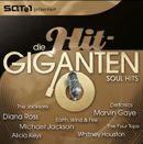 Pochette Die Hit-Giganten: Soul Hits