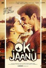 Affiche OK Jaanu