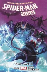 Couverture Spider-Man 2099 (2015), tome 5