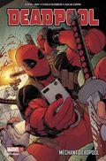 Couverture Deadpool : Méchant Deadpool