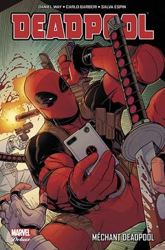 Couverture Deadpool : Méchant Deadpool