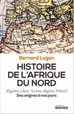 Couverture Histoire de l'Afrique du Nord : Des origines à nos jours