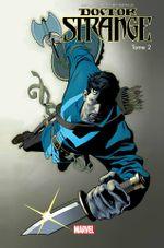 Couverture Le crépuscule de la magie - Doctor Strange, tome 2