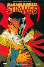 Couverture Le Serment - Docteur Strange (100% Marvel), tome 2