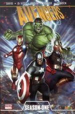 Couverture Avengers : Season One